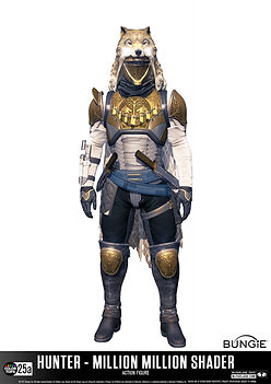 Hunter Million Shader
