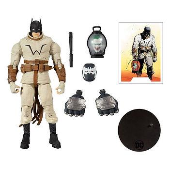 Batman, The Last Knight on Earth