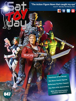 047 Action Figure Sat-TOY-day News, 11th February 2017