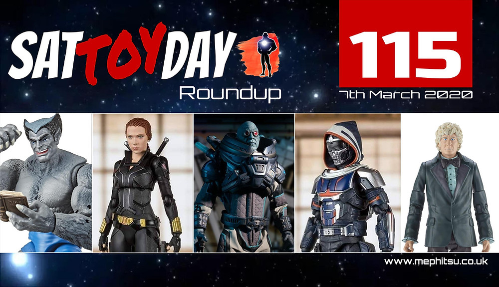 SatTOYday Round Up, action figure news, the mephitsu archives