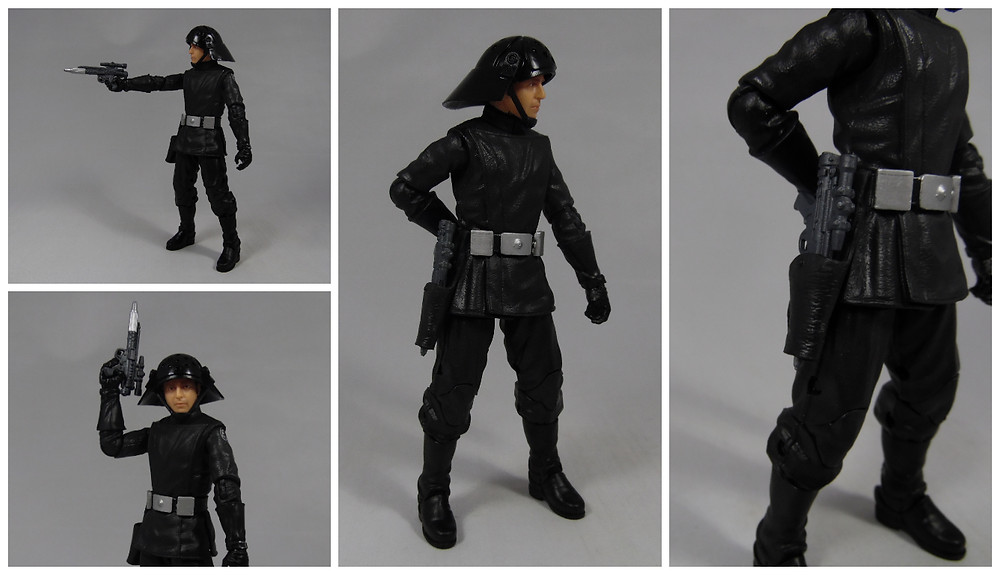 Star Wars Black Series Wave 16 2018 Death Star Trooper Action Figure Review