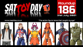 SatTOYday Action Figure News Roundup : Issue 186