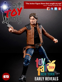 073 Action Figure Sat-TOY-day News, 17th February 2018