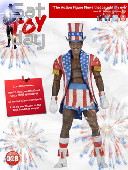 028 Action Figure Sat-TOY-day News, 11th June 2016