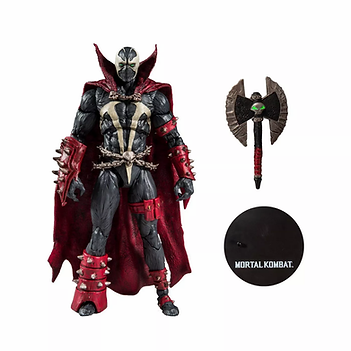 Spawn, with Axe