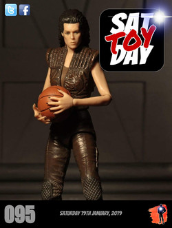 095 Action Figure Sat-TOY-day News, 12th