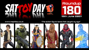 SatTOYday Action Figure News Roundup : Issue 180