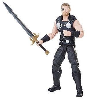 Thor, Nivadellir