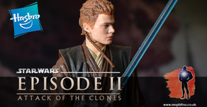 Review : Star Wars Black Series Anakin Skywalker (Padawan), Attack of the Clones