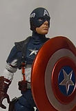 Marvel Select Action Figure Captain America