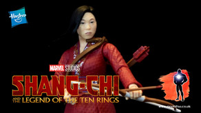 Review : Marvel Legends Katy, Shang-Chi and The Legend of the Ten Rings