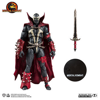 Spawn, with Sword