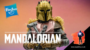 Review : Star Wars Black Series The Armorer, The Mandalorian (Exclusive)