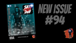 Sat-TOY-Day Action Figure News, Issue 94