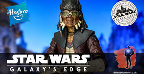 Review : Star Wars Black Series Hondo Ohnaka, Galaxy's Edge