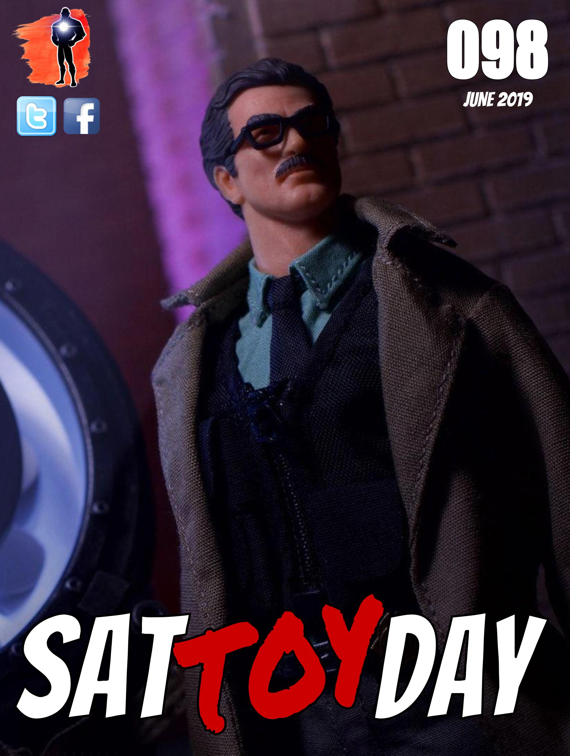 098 Action Figure Sat-TOY-day News, June