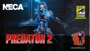 NECA Ultimate City Demon, Predator 2, SDCC Exclusive