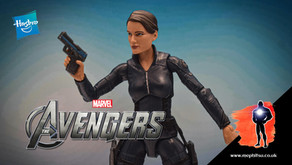 Review : Marvel Legends Maria Hill, S.H.I.E.L.D. Agents 3-Pack, The Avengers