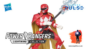 Hasbro Power Rangers Lightning Collection Tyrannosaurus Sentry
