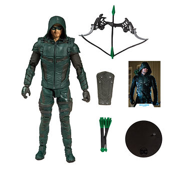 Green Arrow, Arrow (CW)