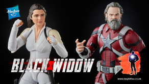 Marvel Legends Black Widow Movie 2-Pack of Red Guardian and Melina Vostokoff