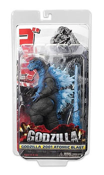 Godzilla Atomic Blast (2001)
