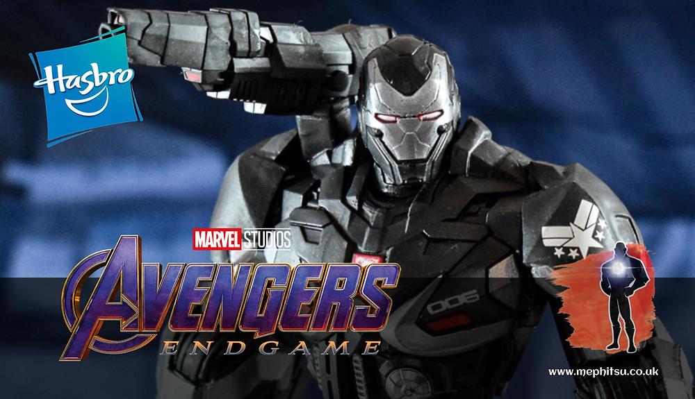 marvel legends avengers endgame warmachine action figure