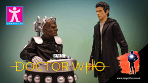 Review : Doctor Who The Witch's Familiar Exclusive Set
