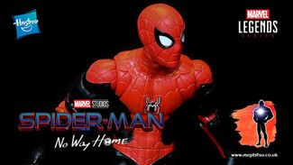Review: Marvel Legends Spider-Man Upgraded Suit, Spider-Man: No Way Home