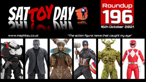 SatTOYday Action Figure News Roundup: Issue 196