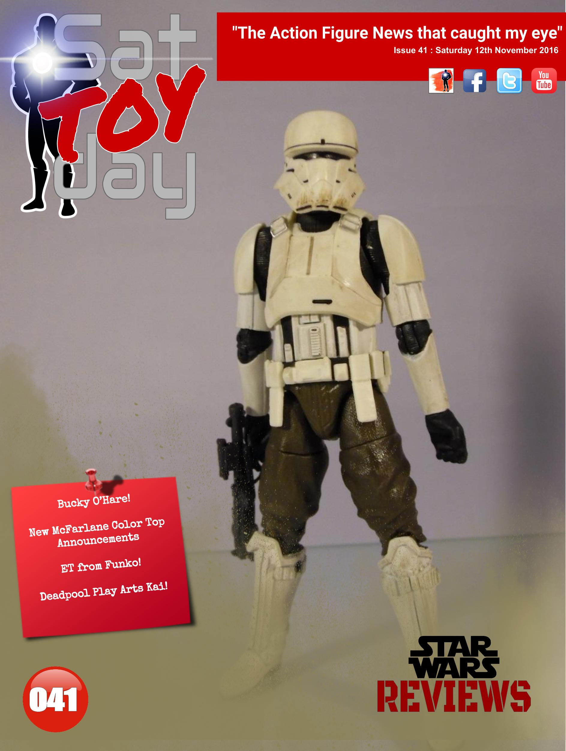 041 Action Figure Sat-TOY-day News, 12th November 2016 (1)