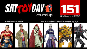 """SatTOYday Roundup : Issue 151 """"Triple Play"""""""
