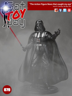 079 Action Figure Sat-TOY-day News, 12th May 2018
