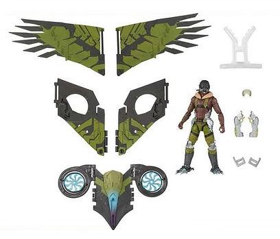 Vulture & Wingsuit