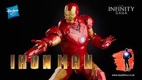 Marvel Legends Infinity Saga Iron-Man Mk3, Iron-Man (2008)