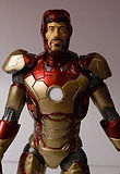 Marvel Select Action Figure Iron-Man Mk42