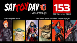 "SatTOYday Roundup : Issue 153 ""Happy Thanksgiving"""