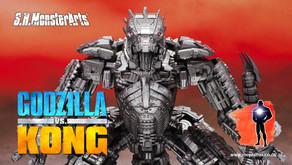 S.H. MonsterArts Mechagodzilla, Godzilla vs Kong