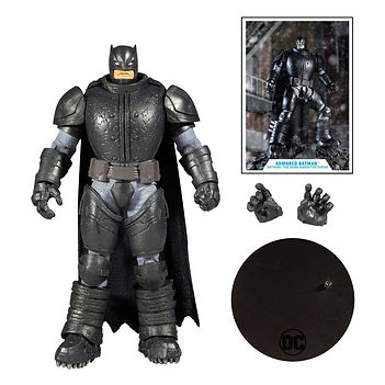 Armoured Batman, Dark Knight Returns