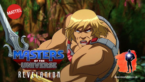 Mattel Masters of the Universe : Revelation figurs revealed (Spoilers!)