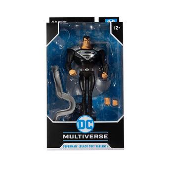 Superman, Animated Black Suit