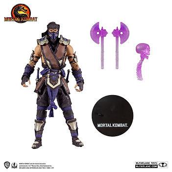 Sub-Zero, Winter Purple Skin
