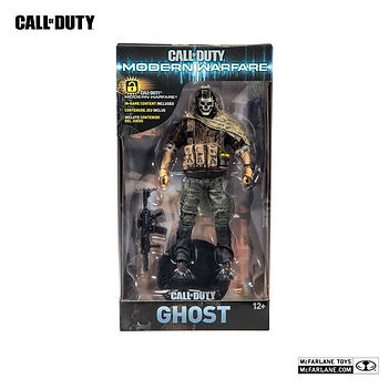 "Simon ""Ghost"" Riley, Modern Warfare"