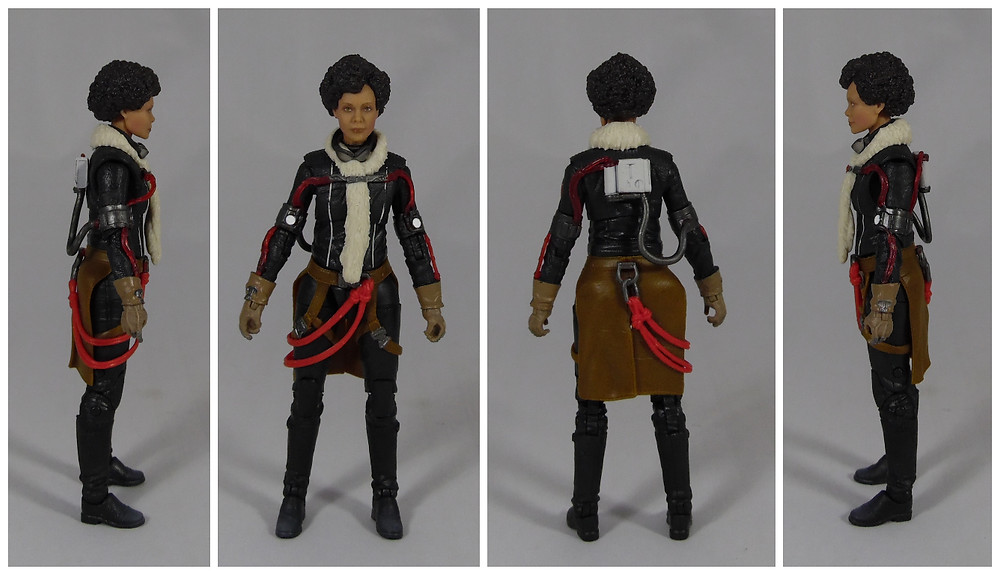 Review of the 6 inch Star Wars Black Series Action Figure of Val (Vandor-1) from Solo A Star Wars Story