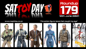 SatTOYday Action Figure News Roundup : Issue 179