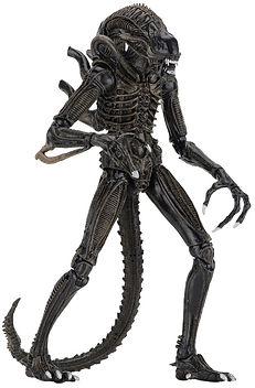 Alien Warrior Brown (Ultimate)