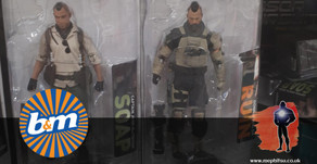 On The Pegs : McFarlane at B&M Stores inc Game of Thrones, Call of Duty etc.
