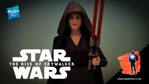 Review : Star Wars Black Series Rey (Dark Side Vision), The Rise of Skywalker