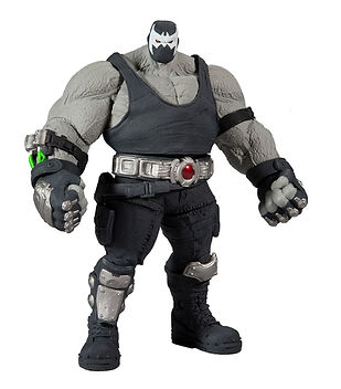 Bane, Last Knight on Earth