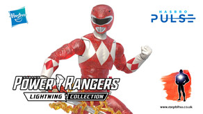 Hasbro Power Rangers Lightning Collection Metallic Power Rangers